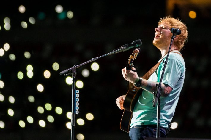 Hearts Don't Break Around Here (Ed Sheeran ÷ Tour) – Artjam